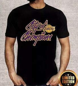 Lakers New Era City Of Champions Shirt