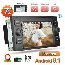 """2Din 7"""" Android Autoradio Bluetooth For Ford Transit Fiesta Focus Mondeo Fusion"""
