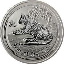 5 oz. Silbermünzen auf Lunar Münzen