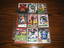 USC TROJANS - Lot of 100 Cards!!  SEE LIST!!