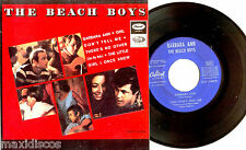 "7"" - The Beach Boys - Barbara Ann + 3 (ORIG. 7"" EP, SPANISH EDIT. 1966 MONO) VG+"