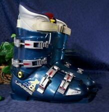 Blue Metal Flake LANGE RX 8.5 Boots