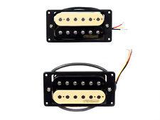 Electric Guitar Pickups Wilkinson Zebra Humbuckers MWHZ