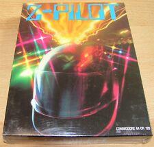C64: Z-Pilot  - Alligata Software 1986 *Neu*