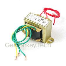 110VAC Power Supply Transformer 15V*2 5W For NE5532 Volume Control AMP