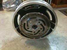 """Harley Davidson Black Mag Front Wheel 16"""""""