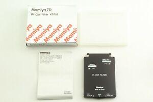 [Rare! UNUSED in BOX] Mamiya ZD IR Cut Filter YB301 for Mamiya ZD from Japan