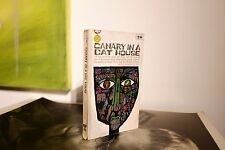Kurt Vonnegut Canary In A Cat House 1961 First Edition Gold Medal