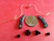 . ' . TWO Starkey OPEN fit Hearing Aid Digital + Programming Over the Ear OTE