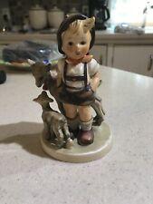 "Goebel Hummel Figurines ""Little Goat Herder""  # 200 /1"