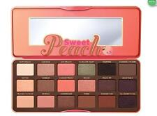 NEW Too Faced Sweet Peach Eye Shadow Palette Collection 18 Shadows AUTHENTIC!!!