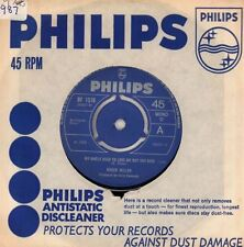 """Roger Miller(7"""" Vinyl)My Uncle Used To Love Me/ You're My Kingdom-Phili-VG/VG+"""