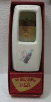VINTAGE COCA~COLA STARR BOTTLE OPENER CAP CATCHER  IN ORIGINAL BOX SPRITE BOY