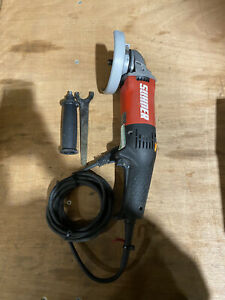 Variable Speed UWK Angle grinder Used Condition
