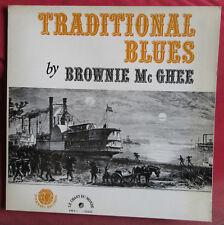 BROWNIE MC GHEE   LP FR ORIG  TRADITIONAL BLUES
