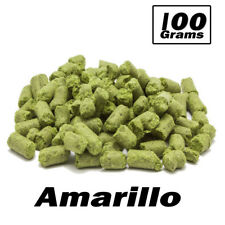 100g Amarillo Hop Pellets 2 X 50g Hops Alpha Acid 8.0~11% USA Home Brew   Free S