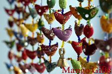 Indian Traditional Twenty Bird Door Hanging Mobile Decoration Home Decor Accents