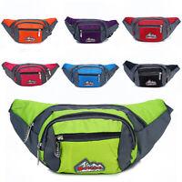 FT- Men's New Arrival Casual Outdoor Running Sports Zipper Waist Bag Pouch  hig