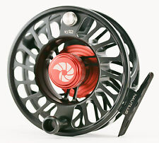 Nautilus CCF-X2 10/12 Fly Reel Black NEW FREE SHIPPING
