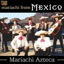 Mariachi Azteca - Mariachi From Mexico [CD]