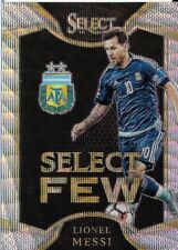 2016-17 Panini Select LIONEL MESSI Argentina Select Few Insert Card