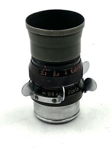 Vintage Lomo 75mm Lens okc1-75-1 T2.2