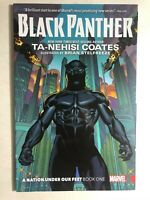 BLACK PANTHER A Nation Under Our Feet book one (2018) Marvel Comics TPB VG+