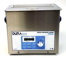 New DuraSonic 6 Liter / 1.5 Gallon Digital Ultrasonic Cleaner, with Basket