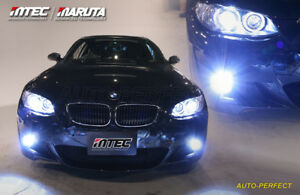 MTEC HID FOG LIGHT KIT for BMW  E92 E93 335i 3 Seris COUPE
