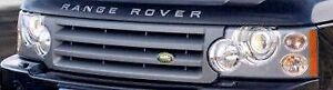Land Rover OEM Range Rover L322 Factory 2006-2009 Xenon Headlight Pair NAS New