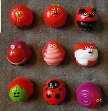 Set Of 9 Noses | Red Nose Day 2021 | New Comic Relief Red Noses | New With Boxes