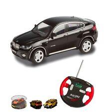 Invento RC Lizenz Auto 1:43 2 Kanal - BMW X6 -schwarz 27Mhz
