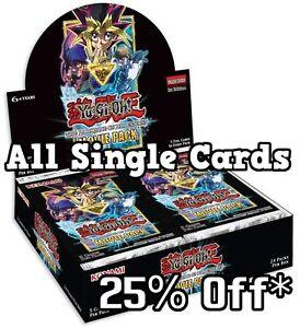 YuGiOh *SINGLES* - Dark Side of Dimensions Movie Pack *MVP1* Ultra Rare Cards
