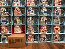 Starbucks City Coffee Mug BEEN THERE SERIES BTS Collection 14 oz NIB