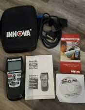 INNOVA 3130 SCAN TOOL OBD2 with CASE CABLES MANUAL