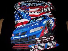 Pontiac Racing T-Shirt - Large - NEW w/ Tags