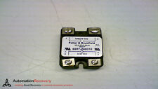 POTTER AND BRUMFIELD SSRT-240D10 SOLID STATE RELAY INDUSTRIAL MOUNT #149113
