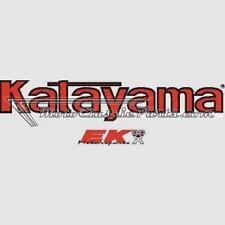 Kit de transmision Katayama referencia G-7102-EK adaptable a: Gilera COUGAR 01 1