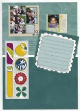 NEW Creative Memories - DOUBLE DIPPED - Page Completion Kit - MOD