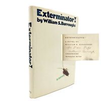 Exterminator! – SIGNED FIRST EDITION – 1st Printing – William BURROUGHS 1973