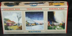 WALTHERS HO PS 4427 Covered Hopper 65th Anniversary 949-3 Blue Plastic Painted