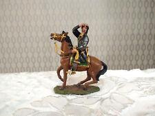 Vintage Del Prado Napoleonic Cavalry Lead Soldier - Duke William, Hastings, 1066