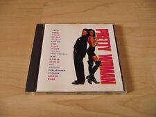 CD Soundtrack Pretty Woman - 1990: David Bowie Natalie Cole Roy Orbison Go West