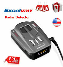 V9 Anti-Police Radar Detector 360°Detect Traffic Speed Monitor for Car Truck Us