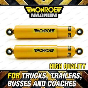 Pair Rear Monroe Magnum Shock Absorbers for VOLKSWAGEN MULTIVAN T5 04-on