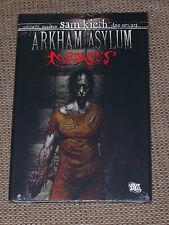 Arkham Asylum Madness - Unread, Factory Sealed - HC - Sam Kieth/Madsen/Stewart