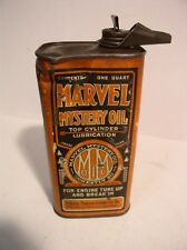 Old Marvel Mystery Oil Can