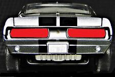 Ford 1 Mustang 1969 GT 18  64 Sport Car 24 Vintage Dream 40 Carousel Silver 12