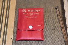 Vintage MITUTOYO Small Hole Gages H 154 901 JAPAN Machinist Tool Precision Gauge
