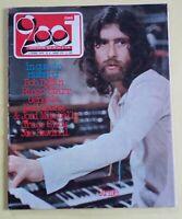 CIAO 2001 N. 4 DEL 1976 76 Orme - Bob Dylan – Aerosmith – Nomadi - Ringo Starr
